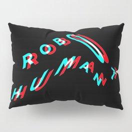 ROBOT / HUMAN Pillow Sham