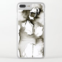 The Beginner Clear iPhone Case