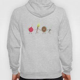 Let's All Go On an Adventure Hoody