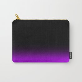 Fade To Purple Carry-All Pouch