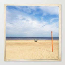 seaside Canvas Print
