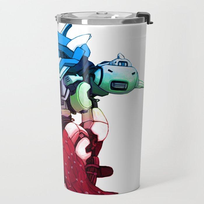AFK D.Va Travel Mug