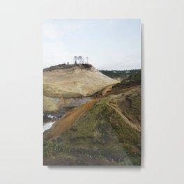 Cape Kiwanda, OR Metal Print