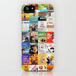 Neil Simon Plays iPhone Case