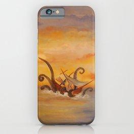 The Kracken iPhone Case