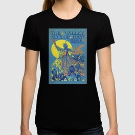 The Valley of Color Days Book T-shirt