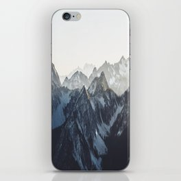 Mountain Mood iPhone Skin