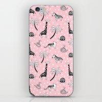safari iPhone & iPod Skins featuring Safari by Sian Keegan