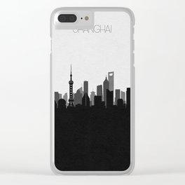 City Skylines: Shanghai Clear iPhone Case