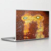 totem Laptop & iPad Skins featuring Totem by Sheri L. Wright