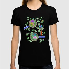 Microscopic Pachyderms T-shirt