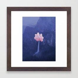 Neverending Source Framed Art Print