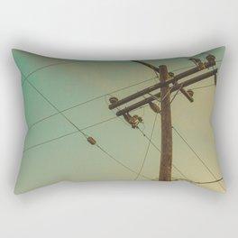 ElectricPole_0002 Rectangular Pillow