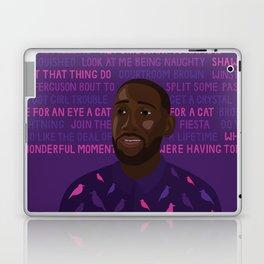Winston Bishop Laptop & iPad Skin