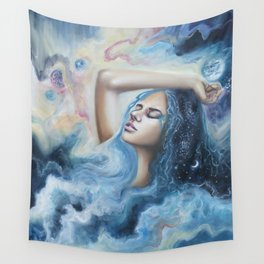 Midsummer Night's Dream Wall Tapestry