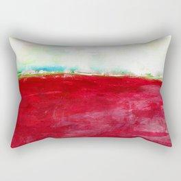 Journey No.600i by Kathy Morton Stanion Rectangular Pillow