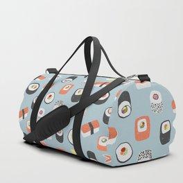 Sushi Roll Maki Nigiri Japanese Food Art Duffle Bag