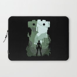 Lara Croft Laptop Sleeve