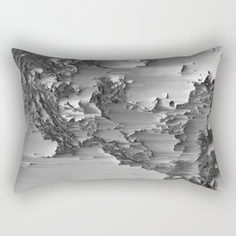 Japanese Glitch Art No.3 Rectangular Pillow