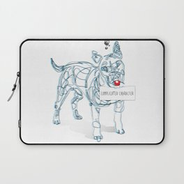 complicated character Laptop Sleeve