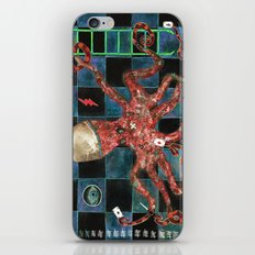 Octopus II iPhone & iPod Skin