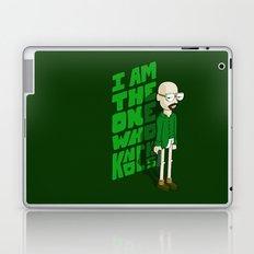 I am the One who Knocks Laptop & iPad Skin