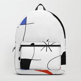 Joan Miro The Sun (El Sol) 1949 Painting Artwork For Prints Posters Tshirts Bags Women Men Kids Backpack
