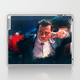 Vincent Vega Dance The Twist - Pulp Fiction Laptop & iPad Skin