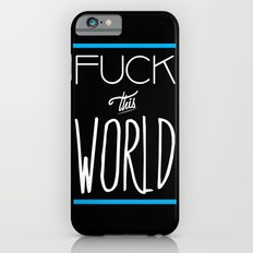 The World iPhone 6s Slim Case