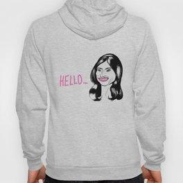 Melania Trump Hello Meme Hoody