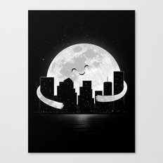 Goodnight Canvas Print