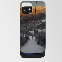 Telluride Colorado iPhone Card Case