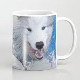 Canadian eskimo dog Coffee Mug