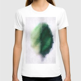 Digital Leaf T-shirt