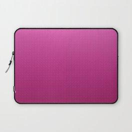 Classic Gradient Mercy Pink Laptop Sleeve