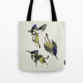 Tiny Griffin Tote Bag