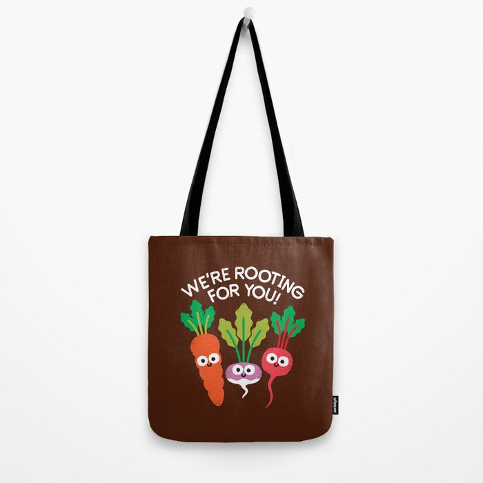Motivegetable Speakers Tote Bag