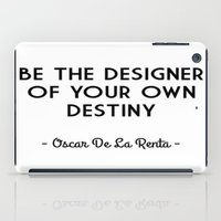 destiny iPad Cases featuring Destiny by I Love Decor