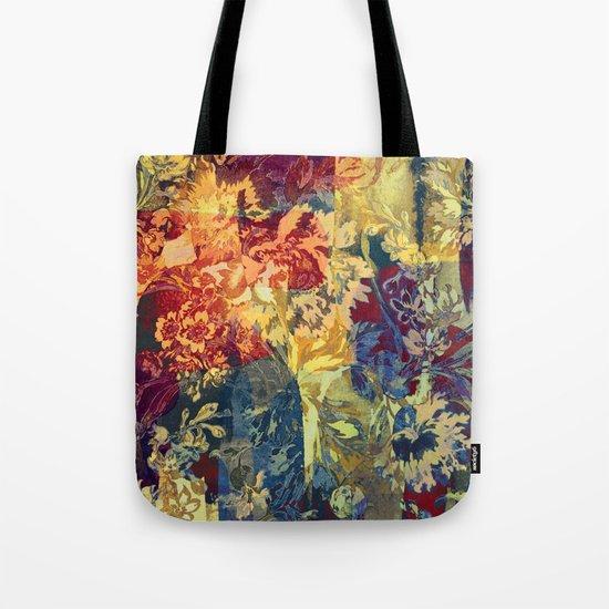 hide and seek floral 2 Tote Bag