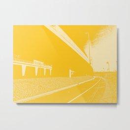 Bridge 13 Metal Print