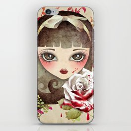 Hidden Garden iPhone Skin