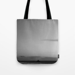 Standing here Tote Bag