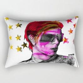 Bowie Stardust Rectangular Pillow