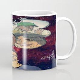 the thinking man Coffee Mug