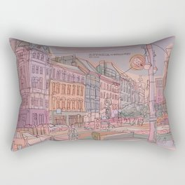 Astoria-Budapest Rectangular Pillow