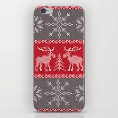 Sweater Weather iPhone & iPod Skin