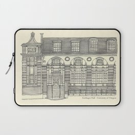 Gerlinger Hall Laptop Sleeve