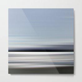 eau argenté - seascape no.02 Metal Print