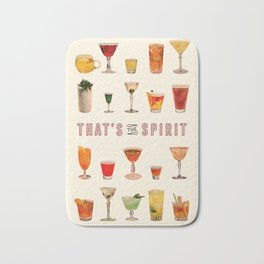 That's the Spirit Bath Mat
