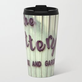 The Pottery Travel Mug